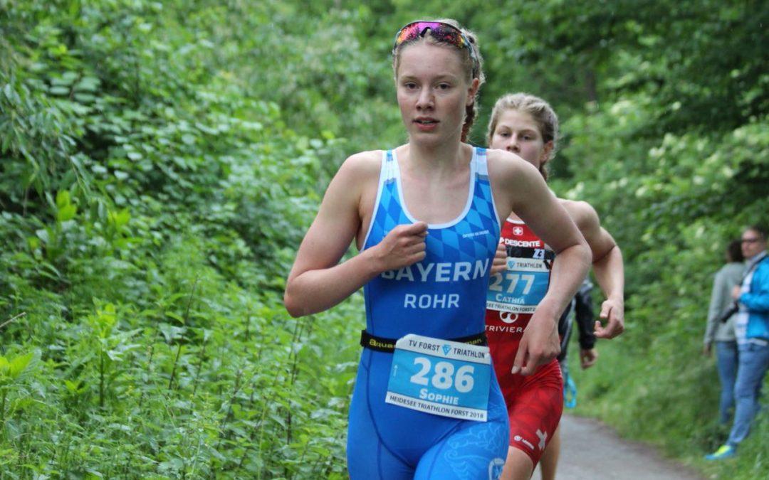 Durchwachsener Start in die Triathlonsaison beim DTU-Cup in Forst